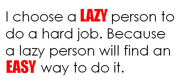 lazy_man